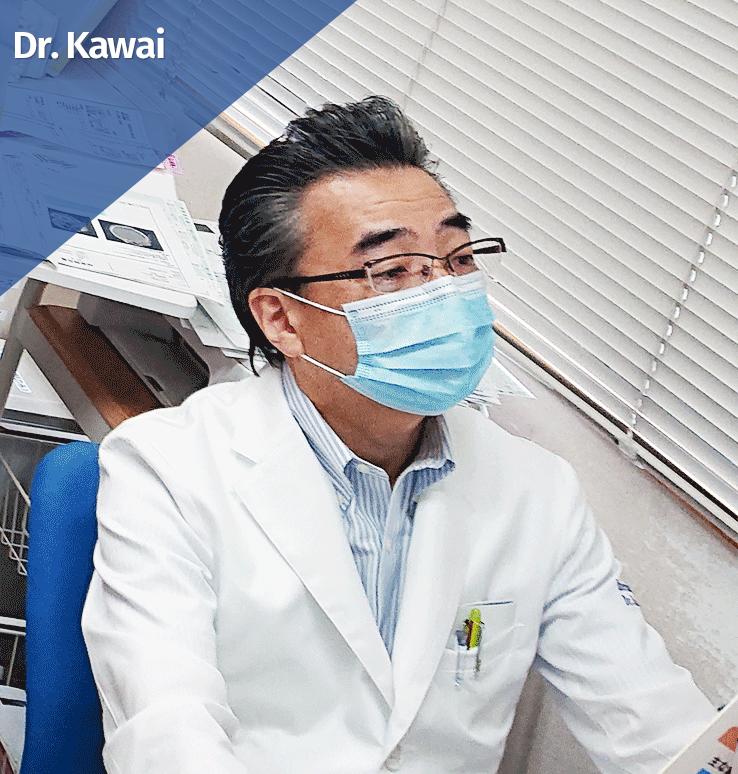 河井博明 医師